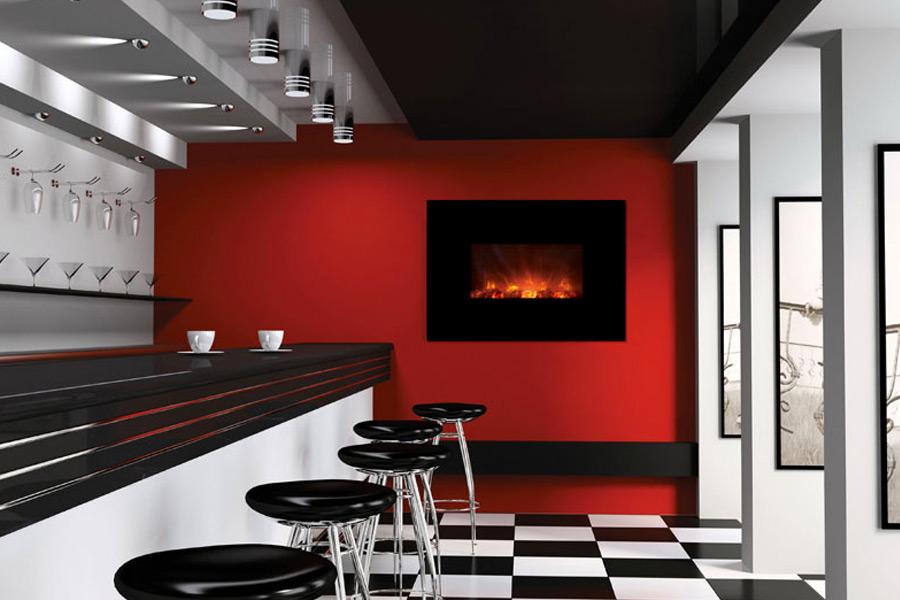 Small Electric Fireplace small electric fireplace | modern flames