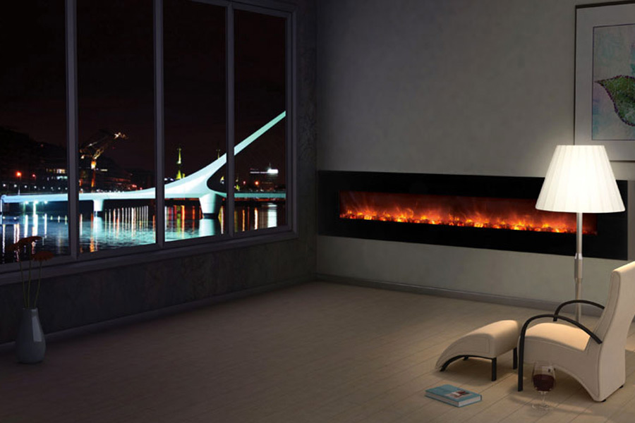 Initial Costs - Cost Of Using An Electric Fireplace Modern Flames