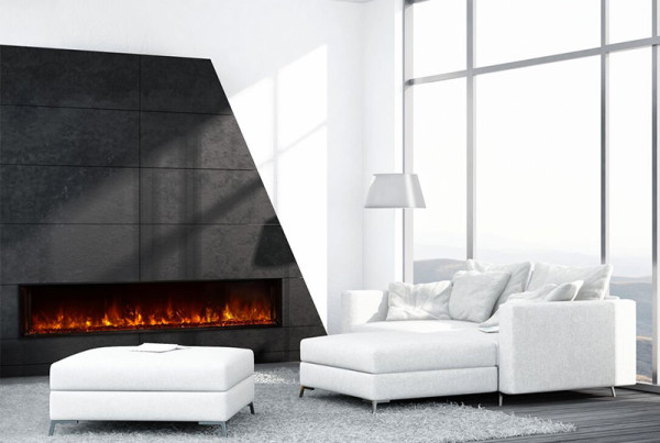 Landscape FullView 80 - Electric Fireplaces Modern Fireplaces Modern Flames