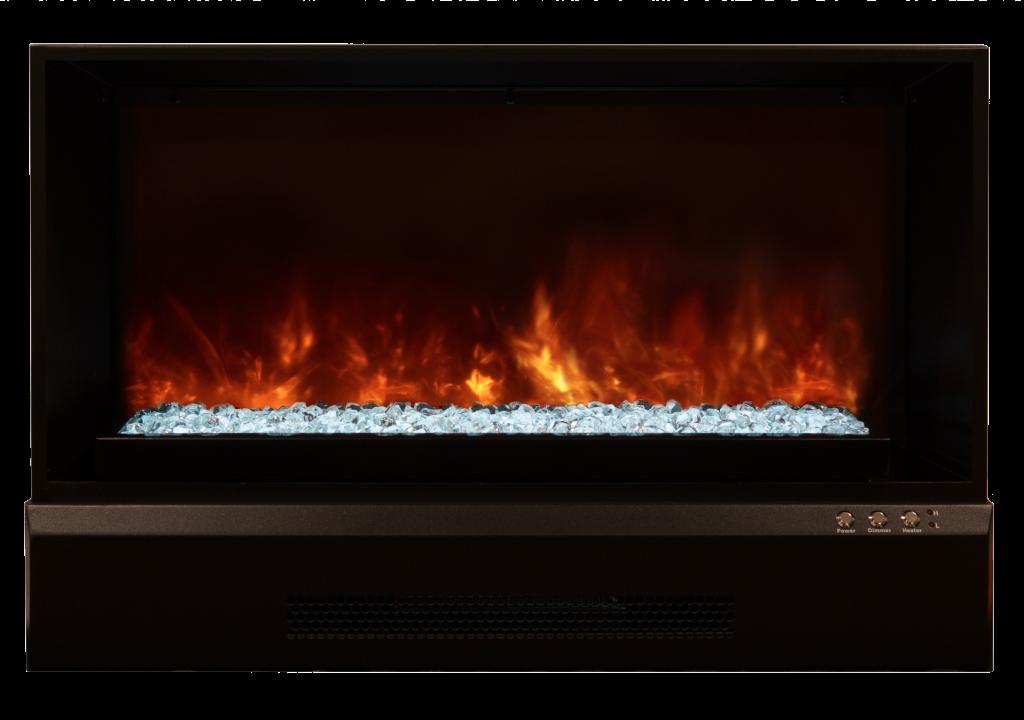 Zcr Series Modern Flames