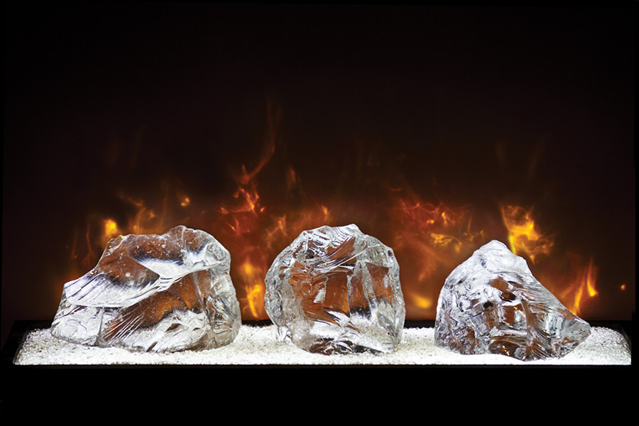 Electric vs. Gas Fireplaces
