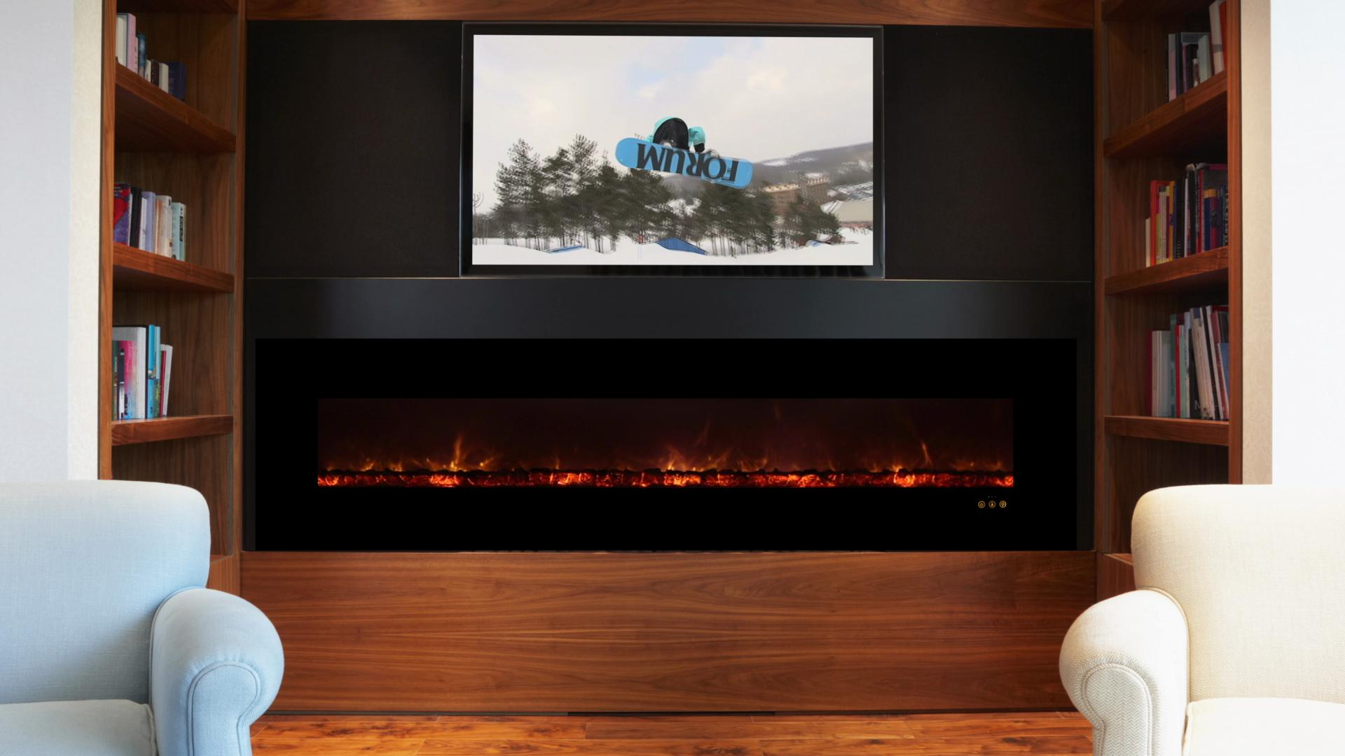 Pleasant Electric Fireplace Tv Stand 5 Things To Consider As You Shop Download Free Architecture Designs Estepponolmadebymaigaardcom