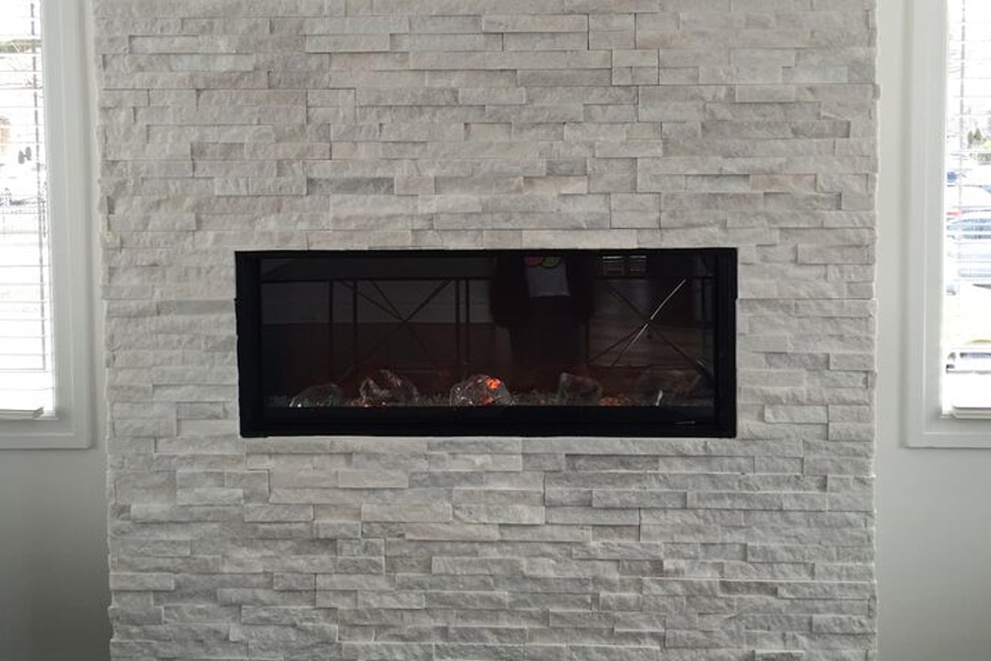 Everything About Recessed Fireplace Installation