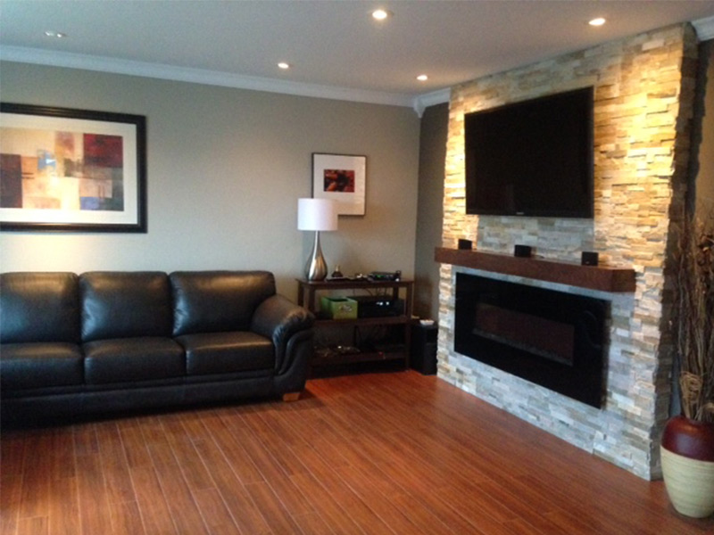 Save Money with a Low Energy LED Fireplace