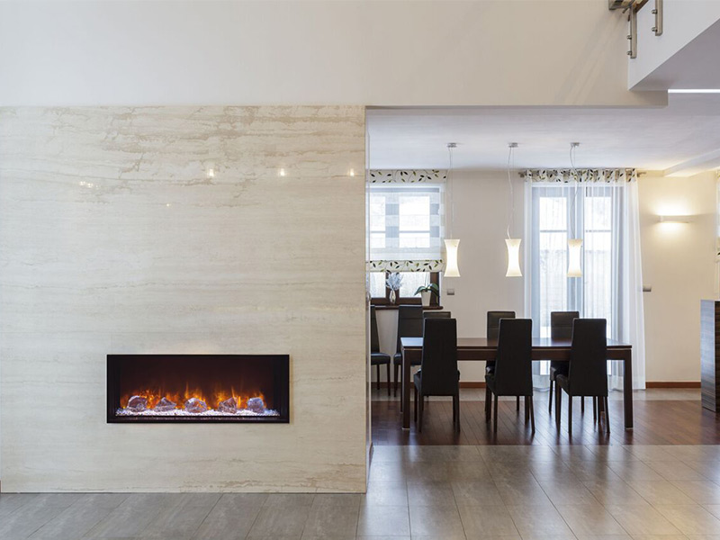 Built In Fireplace Home Design Ideas