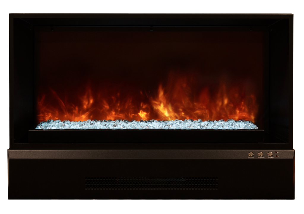 Zcr Electric Insert Fireplace Inserts Modern Flames
