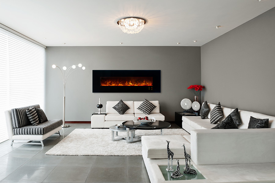 Wall Mount Electric Fireplace Your Guide To The Top Brands